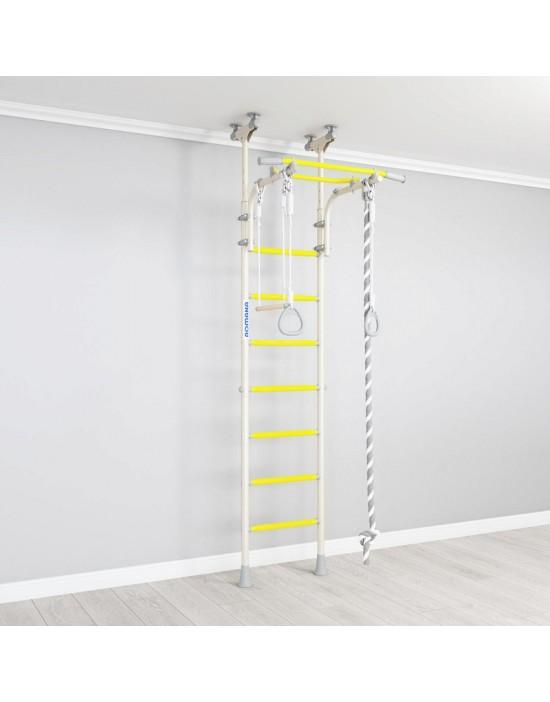 Romana R5 biało-żółty
